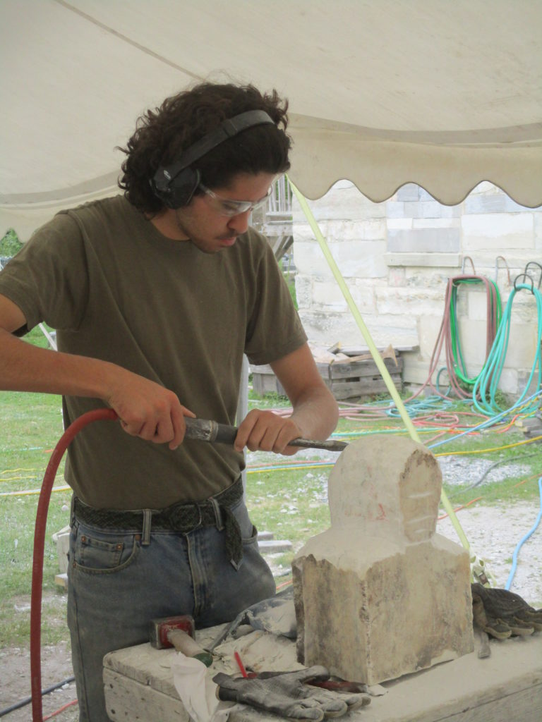 Italian Stone Carving Techniques The Carving Studio