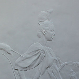 Bas-relief Sculpture - The Carving Studio & Sculpture Center