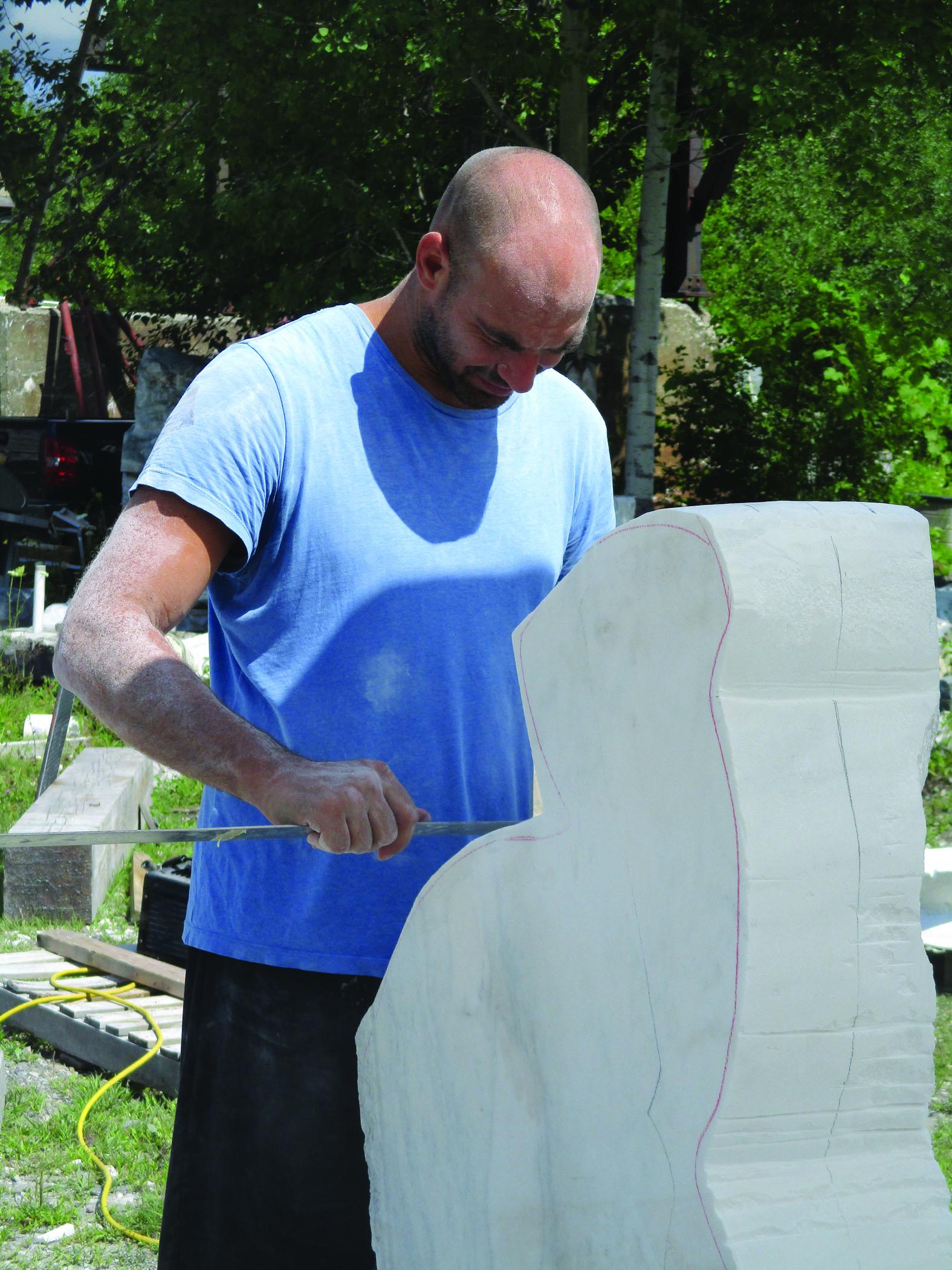 Sculpture Artist Residencies & Art Internships: Carving Studio